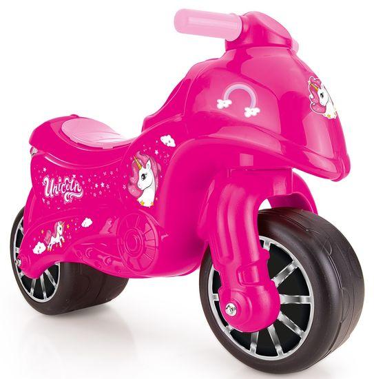 DOLU Odrážadlo motorka jednorožec