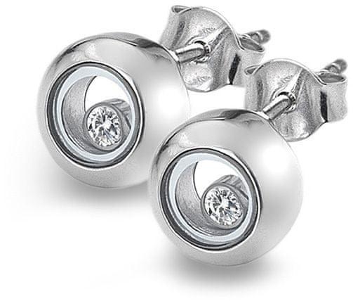Hot Diamonds Strieborné náušnice Anais AE015 striebro 925/1000
