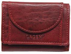 Lagen Dámská peněženka W-2030/T Red