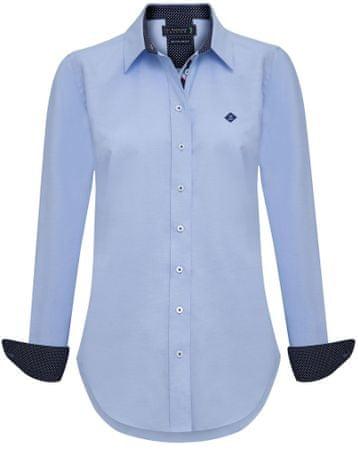Sir Raymond Tailor ženska srajca Underside, L, modra