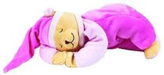 Babiage plišasti pripomoček za spanje DooDoo, speči medvedek