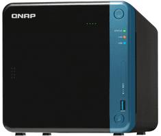 Qnap NAS server TS-453BE-2G, za 4 diska