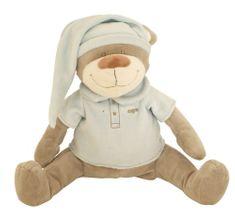 Babiage plišasti pripomoček za spanje DooDoo, medvedek