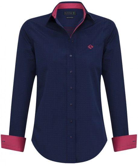 Sir Raymond Tailor dámská košile Buggy S tmavě modrá