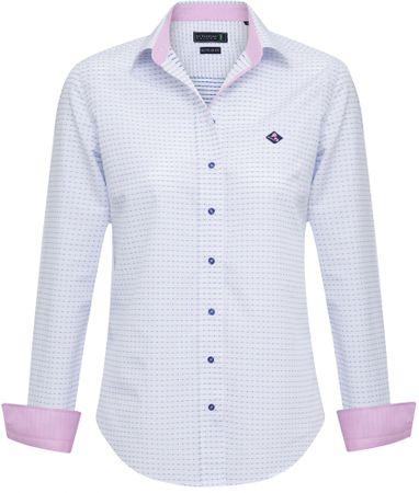 f21d8cf76489 Sir Raymond Tailor dámská košile Buggy XL biela