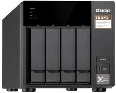 Qnap NAS server TS-473-8G, za 4 diska