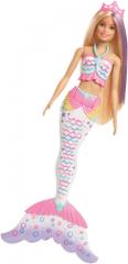 Mattel Barbie D.I.Y. Crayola hableány