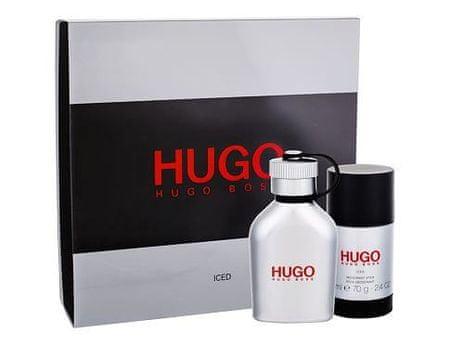 Hugo Boss set Hugo Iced toaletna voda 75ml + deodorant 75ml