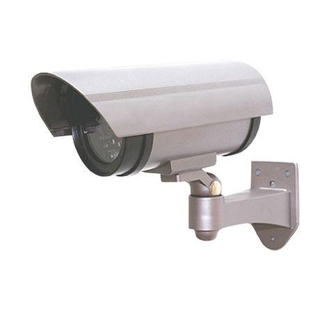 Solight makieta kamera bezpieczeństwa na ścianie, dioda LED, 2 x AA