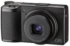 Ricoh cyfrowy aparat fotograficzny GR III Black