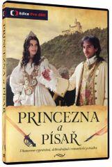 Princezna a písař - DVD
