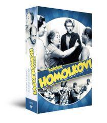 Komplet Homolkovi (3DVD) - DVD
