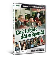 Což takhle dát si špenát - edice KLENOTY ČESKÉHO FILMU (remasterovaná verze) - DVD