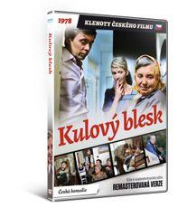 Kulový blesk - edice KLENOTY ČESKÉHO FILMU (remasterovaná verze) - DVD