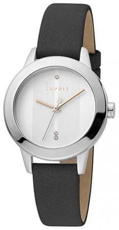 Esprit Tact Silver Black ES1L105L0235