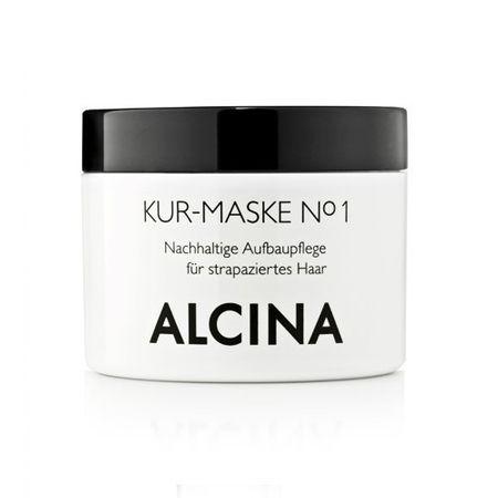 Alcina Maska na barvené vlasy N°1 (Kur-Maske) 200 ml