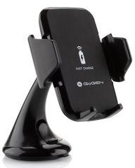 GoGEN uchwyt na telefon z bezprzewodowym ładowaniem na przednią szybę MCH 05 WQ, fastcharge