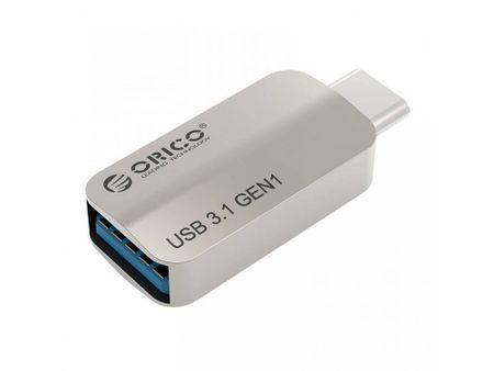 Orico adapter ORICO CTA2-SV iz USB-C v USB-A