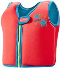 Speedo Sea Squad Swim Vest Red/Blue
