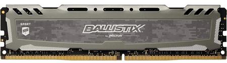 Crucial pomnilnik (RAM) Ballistix Sport LT DDR4 8GB, 2400MT/S, DIMM, CL16 (BLS8G4D240FSBK)
