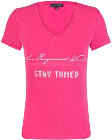 Sir Raymond Tailor dámské tričko Explode S růžová