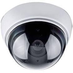 Solight atrapa kamery bezpieczeństwa na sufit, dioda LED, 3 x AA