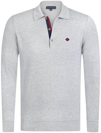 Sir Raymond Tailor moški pulover Archaic, L, siv