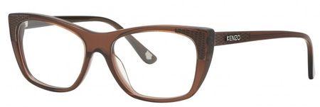 194e13bdb Kenzo dámske hnedé okuliarové rámy | MALL.SK