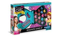Clementoni Crazy Chic Romantic make up ličila, šk. 15240