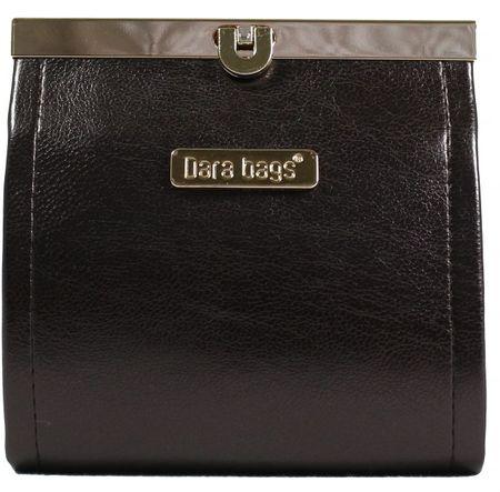 Dara bags Merci Mini no.23 wallet / Gold components