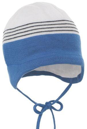 Pupill chłopięca czapka Victor 36 - 38 niebieska