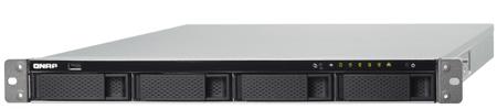 Qnap NAS server TS-463XU-4G, za 4 diska, 1U