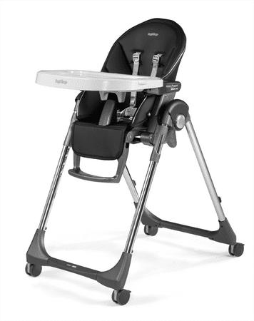 PEG PEREGO krzesełko do karmienia Prima Pappa Follow Me Hi-Tech Licorice 2019