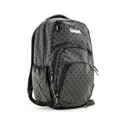 Rucksack ruksak Only Wonder 25l, Midnight Black Dots
