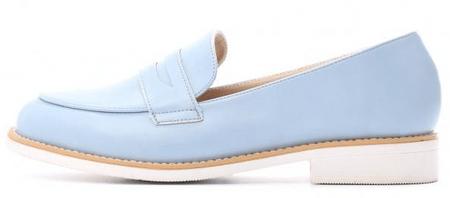 Vices ženski čevlji, 40, svetlo modra