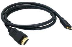 C-Tech Kabel HDMI 1.4, M/M, 0,5 m CB-HDMI4-05