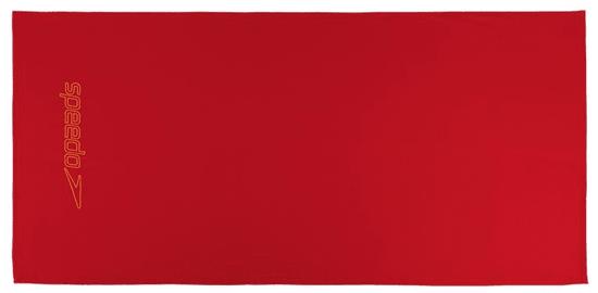 Speedo Light Towel 75 × 150cm Red