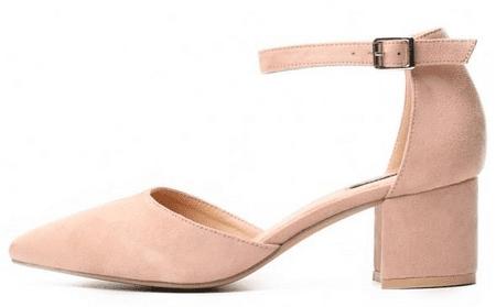 Vices dámské sandály 36 růžová