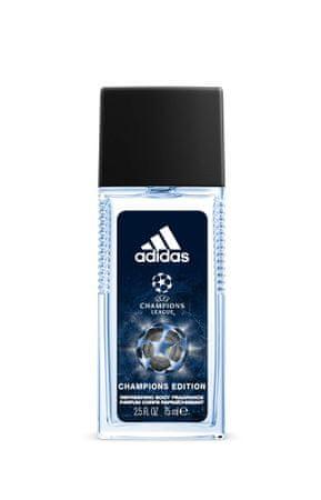 Adidas deodorant v razpršilu UEFA IV Champions, 75ml