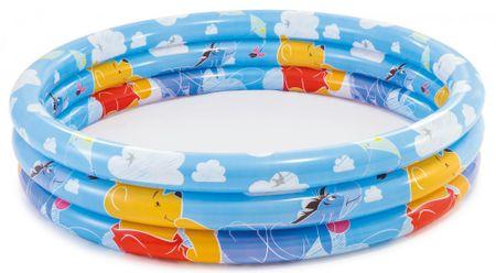 Intex 58915 Bazén Medvídek Pů - modrá