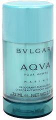 Bvlgari deodorant Aqva Pour Homme Marine, 75ml