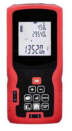 Solight professzionális lézeres távolságmérő, 0,05 - 80m