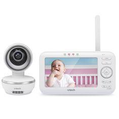Vtech VM5261, dětská video chůvička s pozorovacím úhlem 270°, displej 5