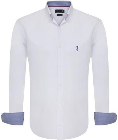 Sir Raymond Tailor pánska košeľa Handed XXL biela