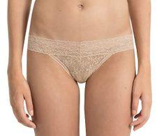 Calvin Klein Dámské kalhotky Bare Lace Bikini QD3620E-20N Lace