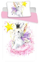 Jerry Fabrics pościel dziecięca Bunny