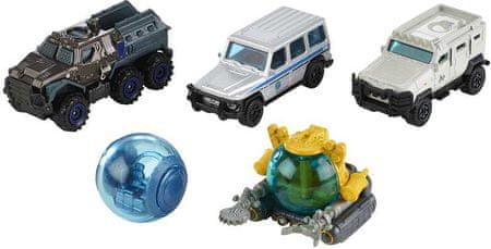 Matchbox Jurassic World - englishman 5 darab