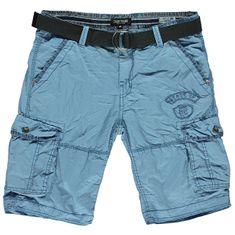 Cars-Jeans Férfi rövidnadrág Grascio Grey Blue 4404371