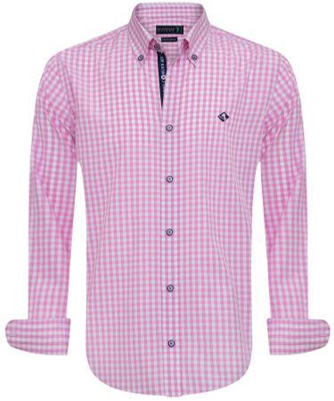 Sir Raymond Tailor pánska košeľa Under XL ružová