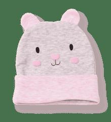 Lafel dívčí čepička Kitty